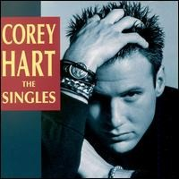 Corey Hart The Singles Album Cover