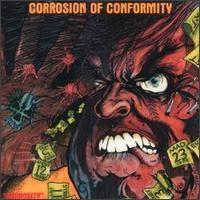 [Corrosion of Conformity Animosity Album Cover]