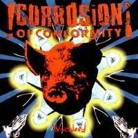 [Corrosion of Conformity Wiseblood Album Cover]