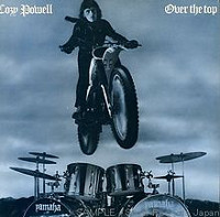 [Cozy Powell Over The Top Album Cover]