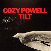 [Cozy Powell Tilt Album Cover]