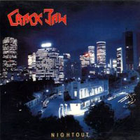 Crack Jaw Nightout Album Cover