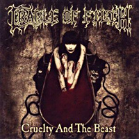 [Cradle of Filth Cruelty and the Beast Album Cover]