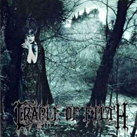 [Cradle of Filth Dusk and Her Embrace Album Cover]