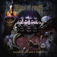[Cradle of Filth Godspeed on the Devil's Thunder Album Cover]