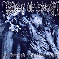 [Cradle of Filth The Principle of Evil Made Flesh Album Cover]
