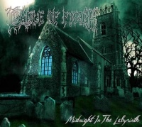 [Cradle of Filth Midnight in the Labyrinth Album Cover]
