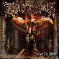[Cradle of Filth The Manticore and Other Horrors Album Cover]