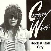 [Craigger White Rock and Roll City Album Cover]