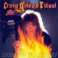 Craig Goldy's Ritual Hidden in Plain Sight Album Cover