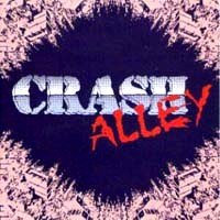 [Crash Alley Crash Alley Album Cover]
