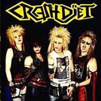 [Crashdiet Crashdiet Album Cover]