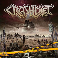 [Crashdiet The Savage Playground Album Cover]