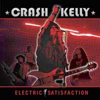 [Crash Kelly Electric Satisfaction Album Cover]