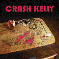 [Crash Kelly One More Heart Attack Album Cover]