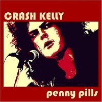 [Crash Kelly Penny Pills Album Cover]