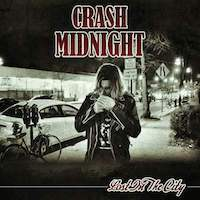 [Crash Midnight Lost in the City Album Cover]