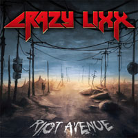 [Crazy Lixx Riot Avenue Album Cover]