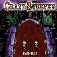 [Crazy Sweeper Behind Album Cover]