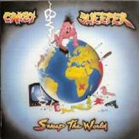 [Crazy Sweeper Sweep the World Album Cover]