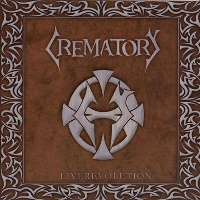 [Crematory Live Revolution Album Cover]