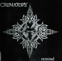 [Crematory Remind Album Cover]