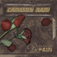 [Crimson Rain Passion And Pain Album Cover]