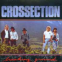 [Crossection Breaking Ground Album Cover]