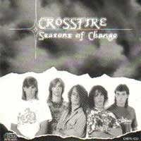 Crossfire Seasons of Change Album Cover