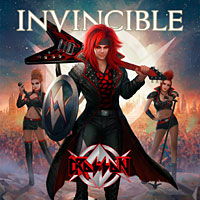 Crosson Invincible Album Cover