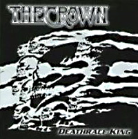 [The Crown Deathrace King Album Cover]