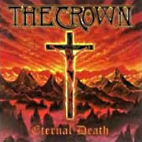 [The Crown Eternal Death Album Cover]