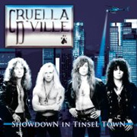 Cruella D'ville Showdown in Tinsel Town Album Cover