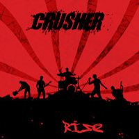 [Crusher Rise  Album Cover]