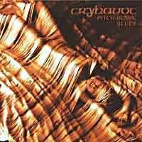 [Cryhavoc Pitch-Black Blues Album Cover]