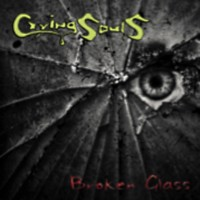 [Crying Souls Broken Glass Album Cover]