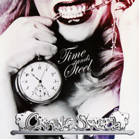 Crying Steel Time Stands Steel Album Cover