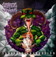 [Cryptic Warning Sanity's Aberration Album Cover]