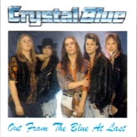 [Crystal Blue Out From the Blue Album Cover]