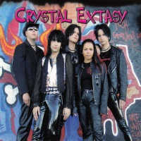 Crystal Extasy Back On Your Planet Album Cover