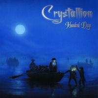 [Crystallion Hundred Days Album Cover]