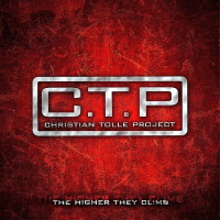 [Christian Tolle Project The Higher They Climb Album Cover]