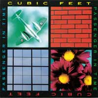 [Cubic Feet Passenger in Time Album Cover]