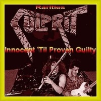 [Culprit Innocent 'Til Proven Guilty Album Cover]