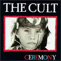 [The Cult Ceremony Album Cover]