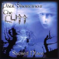 Paul Shortino's The Cutt Sacred Place Album Cover