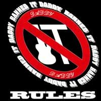[Daddy Banned It Rules Album Cover]