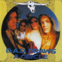 [D.A.D. Draws A Circle Album Cover]