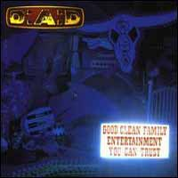 [D.A.D. Good Clean Family Entertainment You Can Trust Album Cover]