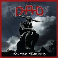 [D.A.D. Monster Philosophy Album Cover]